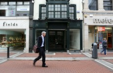 The recession claimed 15% of Irish businesses