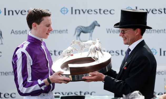 Horse Racing - Investec Derby Day 2014 - Epsom Downs Racecourse