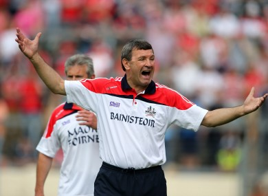 Jimmy Barry-Murphy will take his team in to Munster final action on July 13th