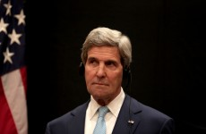 John Kerry makes unannounced trip to Iraq's Kurdish region as country teeters on the brink