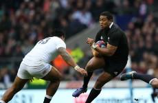 England shift Tuilagi to the wing to face All Blacks' returning Savea