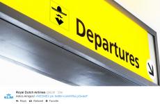 KLM's cheeky post-match tweet sent Gael Garcia Bernal into a blind rage