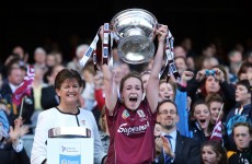 Galway camogie captain: 'Seeing my 90 year-old granny waiting at 1am to welcome us unbelievable'