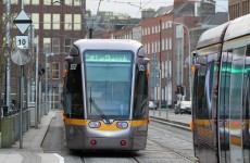 Tram failure causes Luas delays in city centre