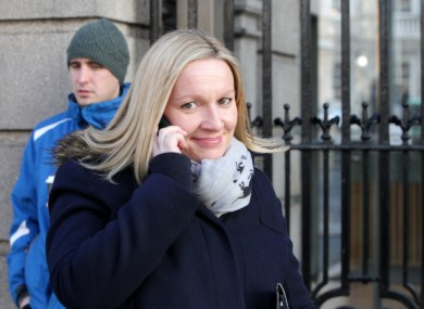 Lucinda Creighton is seen as the driving force behind the establishment of any new political party in Ireland.