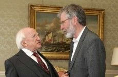President Higgins: 'There are no easy solutions to the sensitive questions in Northern Ireland'