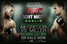 Everything you need to know about buying tickets for UFC Dublin