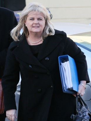 Former Chief Executive Angela Kerins.