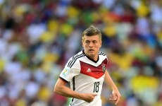 Paul Scholes says Toni Kroos is the man to solve United's midfield problems
