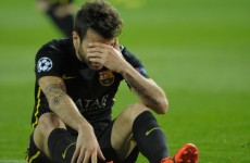'May God punish you for your sins'. How Twitter reacted to the Cesc news