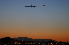 A plane powered entirely by the sun is a step closer to doing a round-the-world trip next year