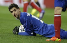 Jose: 'Thibaut Courtois will be back at Chelsea next season'