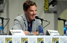 Benedict Cumberbatch sends Comic Con into meltdown… It's The Dredge