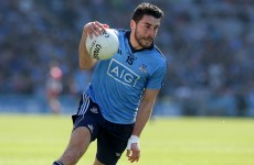 Brogans lead Dublin attack as Jim Gavin makes two changes for Leinster final