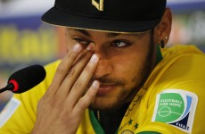 Tearful Neymar backs 'friend' Messi as Argentina, Germany prepare