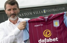 Roy Keane and his beard are back in English football as Villa unveil new assistant manager