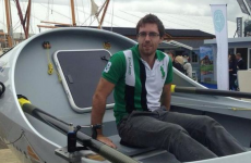 After 45 sleep-deprived days, Philip Cavanagh has become the first Irishman ever to row the Pacific