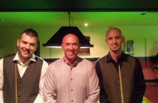 The Irishmen set to play 80 consecutive hours of snooker