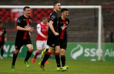 Bohs latest hero Wearen talks leaving West Ham, losing friends and resurrecting his career