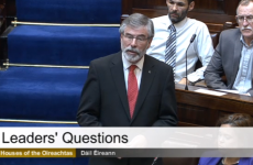 Gerry Adams and Enda Kenny's 'as gaeilge' stand off over Joe McHugh's Irish