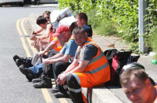 Social welfare staff are being told to refuse dole payments to 'locked out' Greyhound workers