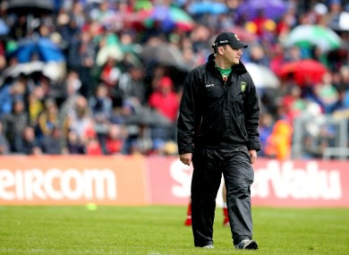 Horan: positives to be found in 'honest' performance against Roscommon.
