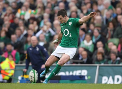 Andy McGeady's piece on place-kicking is an intriguing read.