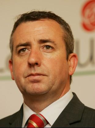 Ciarán Lynch chairs the banking inquiry