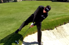 Phil Mickelson cares not for your laws of physics