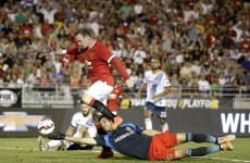 Rooney: I want to be Manchester United captain