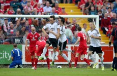 Sligo suffer European heartbreak at the hands of Rosenborg