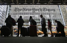 New York Times reports 54% drop in net income