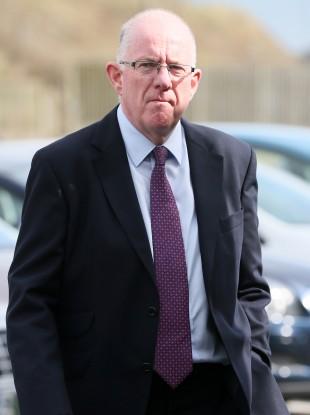Foreign Affairs Minister Charlie Flanagan