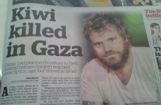 NZ paper uses photo of Jackass star Ryan Dunn in place of dead Israeli soldier