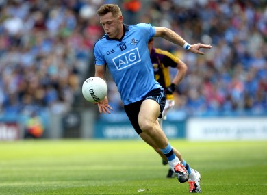 Flynn delivered sharp performances against Laois and Wexford.