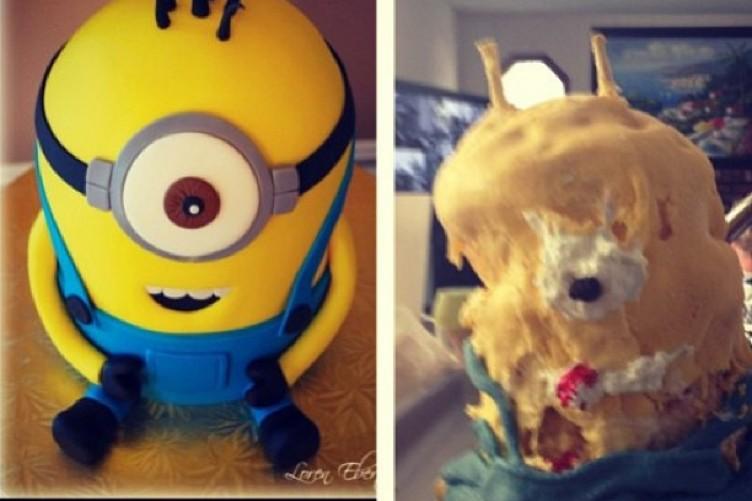 Bad Man Cake