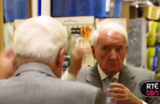 RTÉ filmed Bill O'Herlihy's last day, and here's the montage they made
