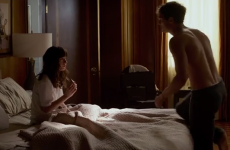 Here's the first trailer for the Fifty Shades of Grey movie