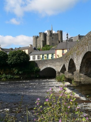 13th century Enniscorthy Castle
