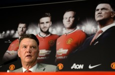 Giggs impressed with Fergie-like new boss Van Gaal