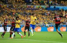 As it happened: Brazil v Germany, World Cup semi-final