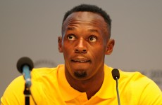 Bolt denies reports he called Glasgow 2014 'a bit s**t'