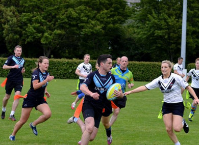Tag rugby is one of the fastest-growing sports in Ireland.