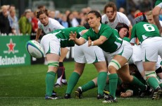 Irish scrum-half Tania Rosser on returning to rugby three months after giving birth