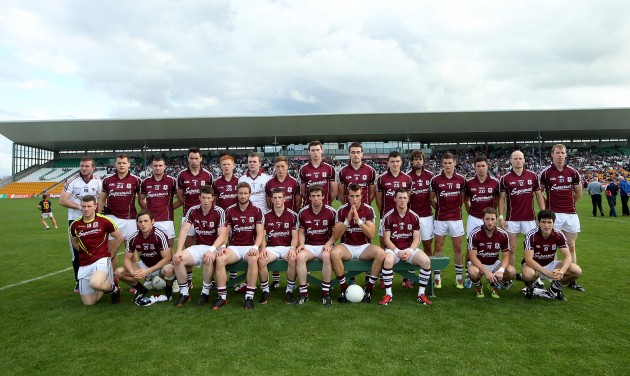 The Galway team