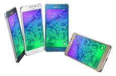 Samsung ditches the plastic design for a metal Galaxy phone
