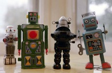 What happens when a robot doesn't know something? It just goes on the internet