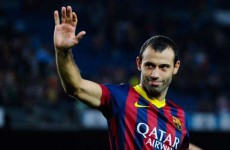 We haven't seen the best of Messi yet, says Mascherano