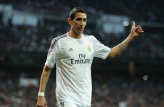 'I have to go, but this was never my desire' — Di Maria's letter to Real Madrid fans