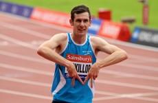 Ireland's McKillop secures double gold at European Championships